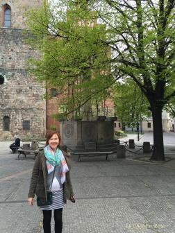 Nikolaikirche Main Square Berlin