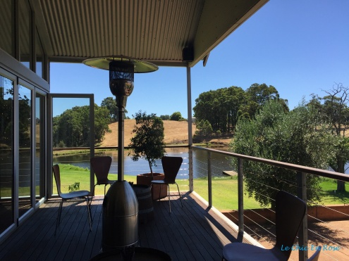 Hackersley Winery Veranda