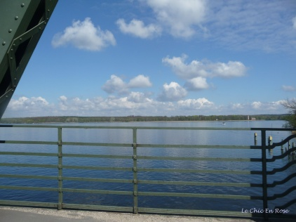 Views Of The River Havel From Glienicke Bridge