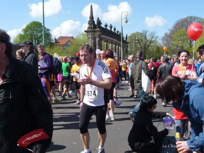 Glienicker Bruecke Potsdam - Spring Fun Run!
