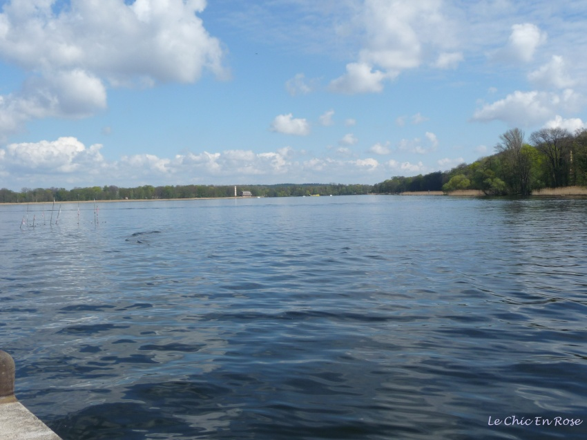 Views Of The River Havel Potsdam - Near Glienicke Bridge