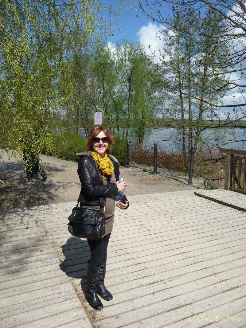 By The River Havel Near Glienicke