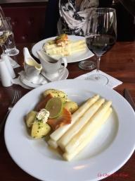 Lunch At Brasserie Zu Gutenberg