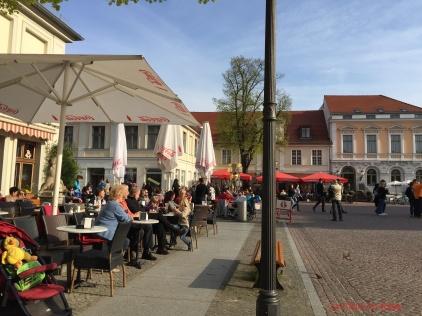 Potsdam Cafes