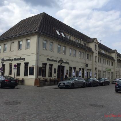 Brasserie Zu Gutenberg Potsdam