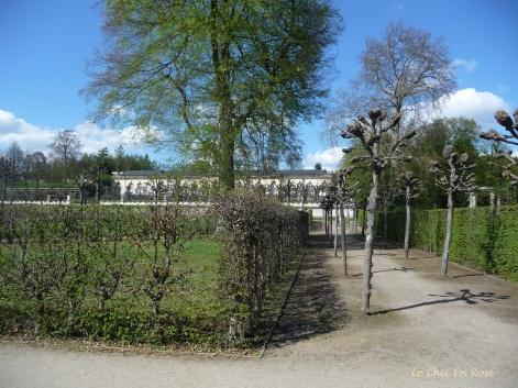 Gardens Near Sanssouci Palace