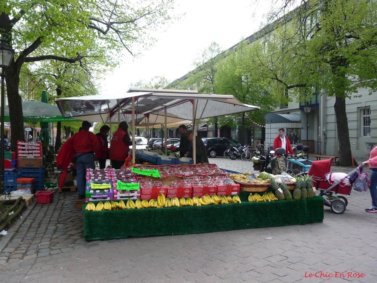 Potsdam Street Market