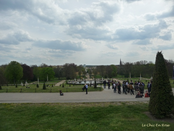 Sansssouci Park - Our Second Visit On A Cloudy Afternoon