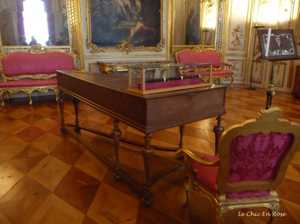 Frederick's Piano And Clarinet - Sanssouci