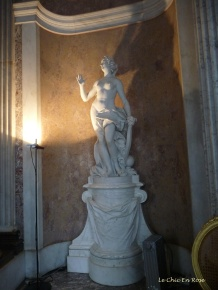 Statue in the Marmorsaal (Marble Hall)