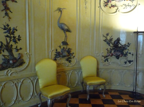 The Voltaire Room - Sanssouci