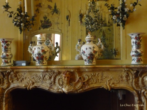 The Voltaire Room - Beautiful Porcelain