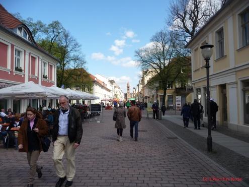 Brandenburger Strasse Potsdam