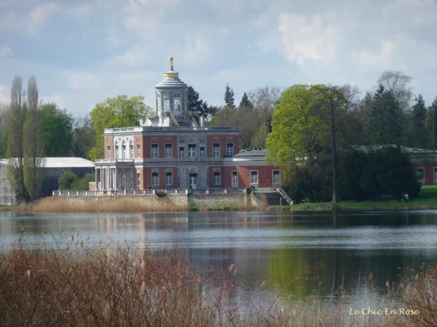 Neuer Garten Potsdam - Marmorpalais