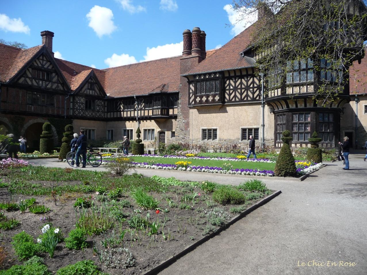 The Cecilienhof Gardens - Potsdsam