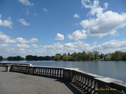 Lakeside Views From Marmorpalais Potsdam
