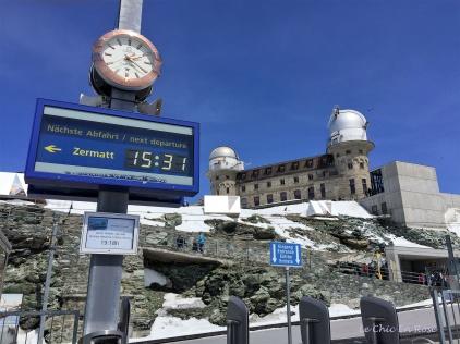 Gornergrat Station Switzerland