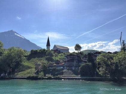 Cruising On The Lake - Thun Switzerland
