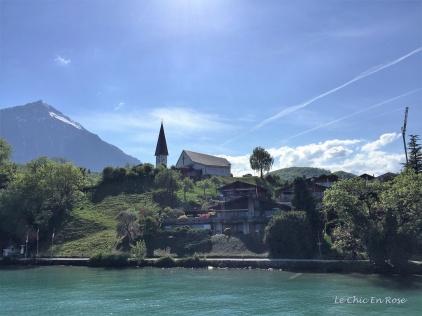 Cruising On The Lake - Thun Switzerland