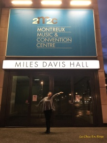 Montreux Music & Convention Centre - Miles Davis Hall