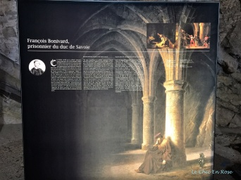 """Story of the """"Prisoner of Chillon"""""""