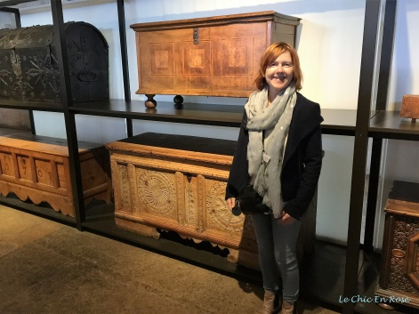 Le Chic En Rose Chateau de Chillon
