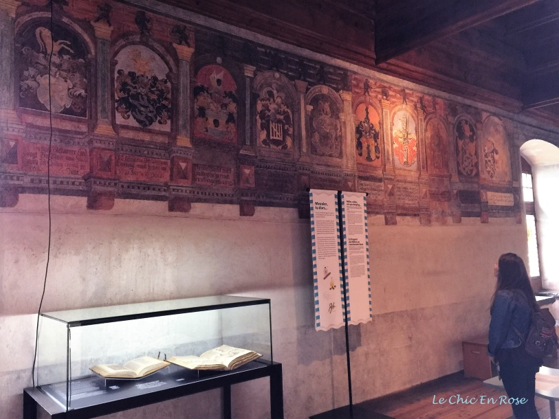 Exhibition - Chateau de Chillon