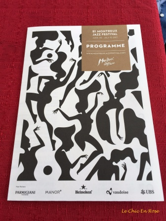Montreux Jazz Festival 2017 Programme