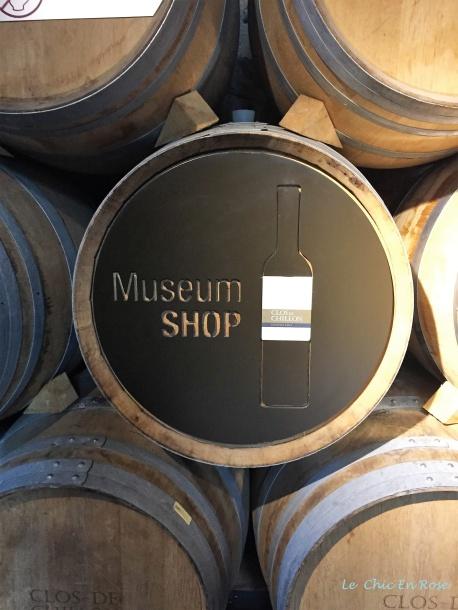 Clos de Chillon - available in the Museum Shop