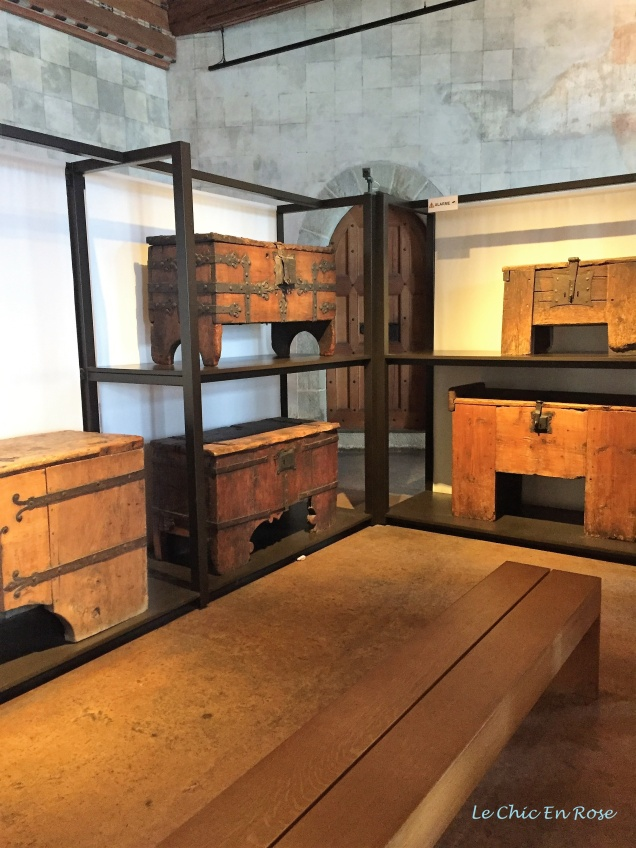 Museum Chateau de Chillon