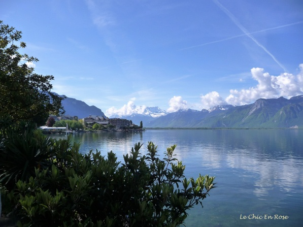 Alps and lakes