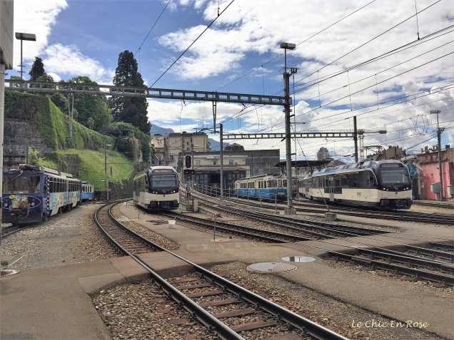 Montreux Station