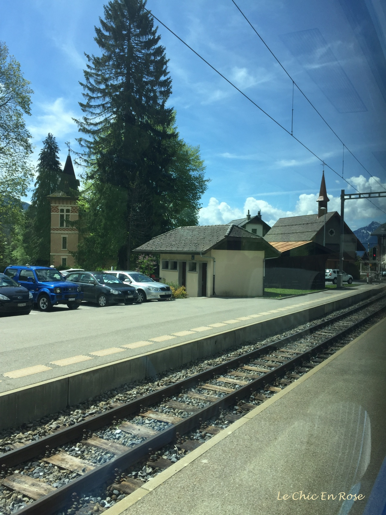 Les Avants Canton Vaud