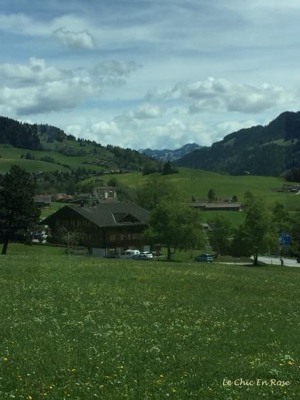 Near Gstaad