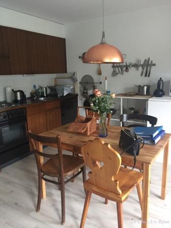 Our little apartment Spiez