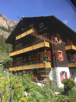 Matter Valley - alpine chalets