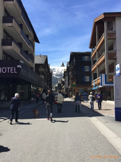 Zermatt Main Street
