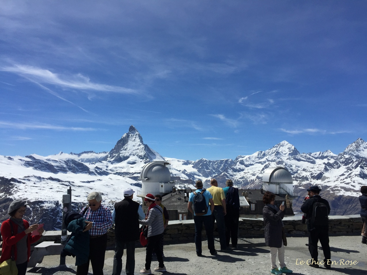 Viewing Platform Gornergrat