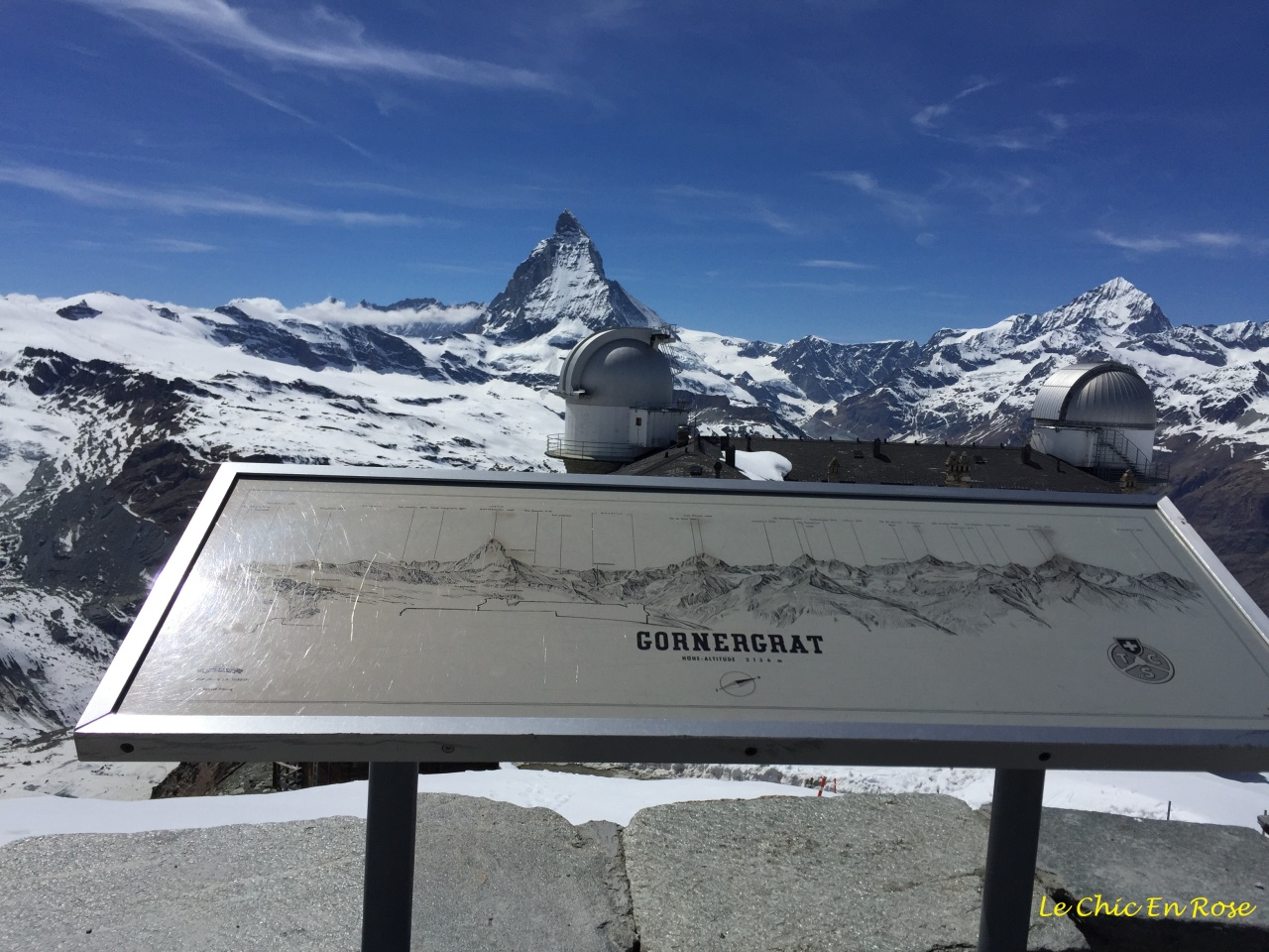 Gornergrat Viewing Platform