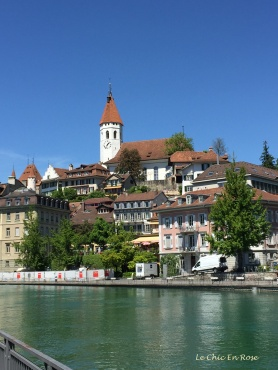 Thun and castle