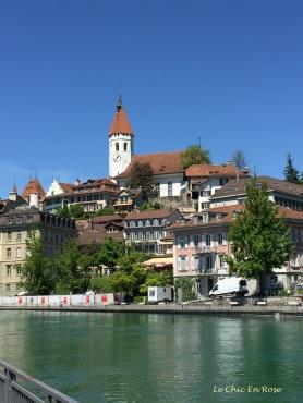Thun and castle