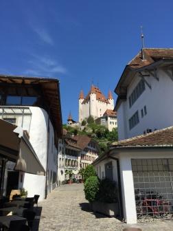 Side streets in the Altstadt