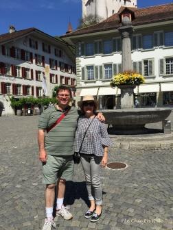 Monsieur and Le Chic En Rose