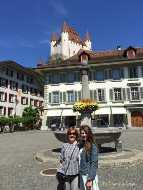 In Rathausplatz Thun