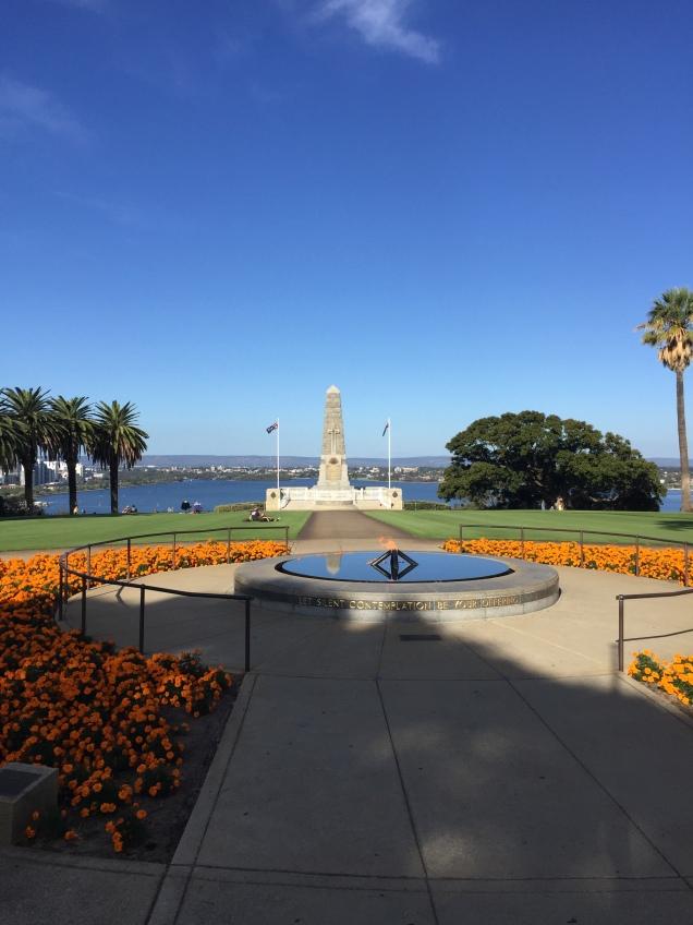 State War Memorial Kings Park Perth